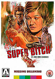 SUPER BITCH GENUINE R0 DVD STEPHANIE BEACHAM PATRICIA HAYES GARETH THOMAS