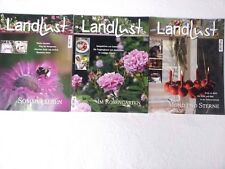 **TOP** 3 Landlust Magazine Zeitschriften Jahrgang 11/16 5/17 7/17