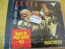 MACHITO KENIA AFRO CUBAN JAZZ  CD SIGILLATO FEAT CANNONBALL ADDERLEY