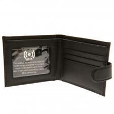 Tottenham Hotspur FC Mens Rfid Anti Fraud Leather Wallet Anti Skimming Wallet