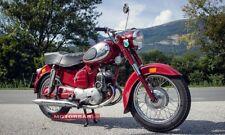 Puch 125 SVS Oldtimer Motorrad Klassiker 1956 Österreischische Papiere Vintage
