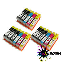 17 Ink Cartridge replace for HP 564XL Photosmart 5510 6510 6520 7510 7525 5520
