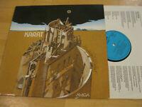 LP Karat Die sieben Wunder der Welt  Vinyl Schallplatte Amiga DDR 8 56 011