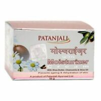 PATANJALI MOISTURIZER CREAM WITH SHEA BUTTER, CHAMOMILE AND OLIVER OIL (5 PACK)