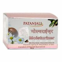 PATANJALI MOISTURIZER CREAM WITH SHEA BUTTER, CHAMOMILE AND OLIVER OIL (1 PACK)