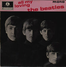 THE BEATLES All my loving Parlophone GEP 8891