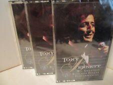 Three Cassette Readers Digest KRB-013 MINT Vintage TONY BENNETT Vol 1, 2 & 3 410