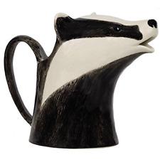 Quail Ceramics - Badger Jug - Medium