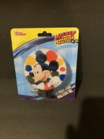 Disney Junior Mickey Mouse LED Wall Plug Night Light. NEW IN BOX