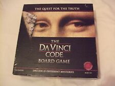 The Davinci Code The Board Game 2006.