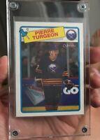1988-O-Pee-Chee-194-Pierre-Turgeon-RC-NMM