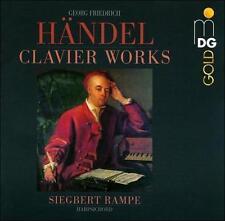 Handel: Clavier Works, New Music