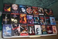 DVD LOT,BEYOND THE DOOR STEPHEN KING, ONE DARK NIGHT,NIGHTMARE ON ELM STREET.