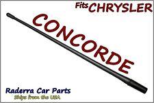 "FITS: 1993-2004 Chrysler Concorde - 13"" SHORT Flexible Rubber Antenna Mast"