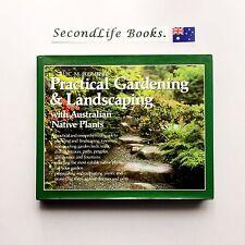 PRACTICAL GARDENING & LANDSCAPES ~ A. Blombery (1990) Australian Native Plants.