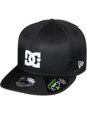 DC Empire Fielder Repreve Cap in Black