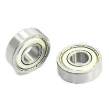 6000Z 10mm x 26mm x 8mm Sealed Deep Groove Ball Bearings 10 Pcs HY