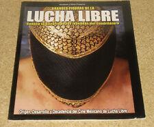 """GRANDES FIGURAS DE LA LUCHA LIBRE """"DESARROLLO DEL CINE MEXICANO"""" NEW MAG"""