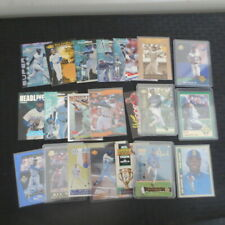 Ken Griffey Jr Mariners Insert Lot of 22 Upper Decl Ovation/Topps Mystery Finest