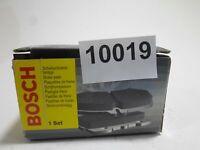 Pads Brake Pads Front Brake Pad Front Bosch MAZDA 121 323 C IV 1.6