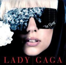 Lady Gaga - The Fame - CD Album Beschädigte Hülle