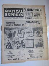 NME Apr 29 1966 Cher Beach Boys Neil Christian Manfred Mann