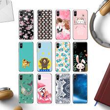 Transparente TPU Gel Silicona Carcasa Funda Case Cover For iPhone 5s 6 6s 7 Plus