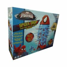 Spider-Man Toy Spider Drop Marvel Ultimate  Kerplunk Game Toy NEW BOXED