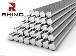 STAINLESS STEEL 303/316 Round Bar Steel Rod Metal for MILLING METALWORKING