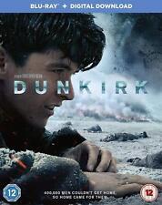 Dunkirk [Blu-ray + Digital Download] [2017] [Region Free] New UNSEALED