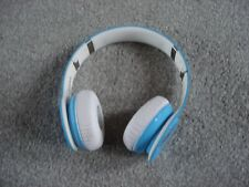 LikeNew Beats by Dr. Dre Solo HD Headband Wireless Headphones - Light Blue