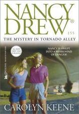 The Mystery in Tornado Alley (Nancy Drew No. 155)-ExLibrary