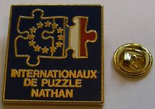 Pins Internationaux de PUZZLE NATHAN