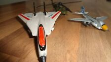 US DIE CAST FIGHTER AIRCRAFT.AND HELICOPTER