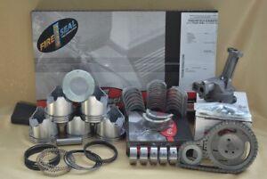 "Fits 1999 Ford E150, F150 F250 4.6L SOHC V8 16V ""W"" PREM ENGINE REBUILD KIT"