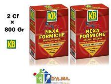 Insetticida antiformiche granuli solubili NEXA FORMICHE GRANULI KB 2 CF da 800gr
