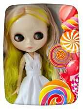 Factory Blythe Doll Multi Color Mix Hair, Jointed, Outfit, Accessory