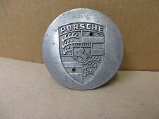 "PORSCHE WHEEL CAP CENTER CAP WHEEL CENTER CAP 3"" DIAMETER ALLOY"