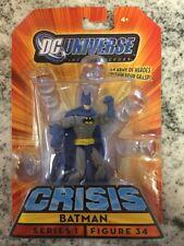 """Batman Blue Grey 34 DC Universe Infinite Heroes Crisis 3.75"""" Action Figure"""