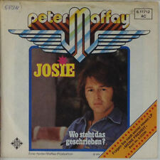 "7"" Single - Peter Maffay - Josie - s407 - washed & cleaned"