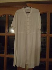 White Tunic Top by Windsmoor Size 12