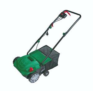 Elektro Vertikutierer Rasenlüfter 2in1 1500W Kombi Gerät, Rasenpflege, 32 cm