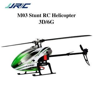 JJRC M03 2.4G 6-Achsen 6CH RC Bürstenloser Motor 3D / 6G Stunt RC Hubschrauber