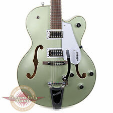 New 2016 Gretsch G5420T Electromatic Hollow Body in Aspen Green with Bigsby