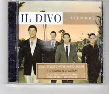 (HO898) Il Divo, Siempre - 2006 CD