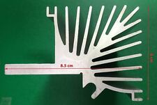 2 pcs - Power Module Heatsink 7 x 8.5 x 6 cm - 275g