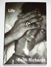 KEITH RICHARDS Life The Rolling Stones Mick Jagger Brian Jones Charlie Watts