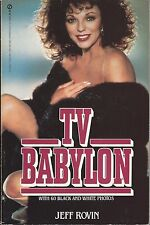 TV Babylon by Jeff Rovin (1984, Paperback)