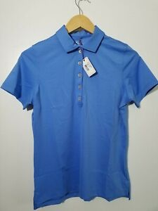 1 NWT PETER MILLAR WOMEN'S SHIRT, SIZE: SMALL, COLOR: BLUE (J47)