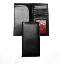 Leather Rodeo Wallet / Roper Wallet - Black